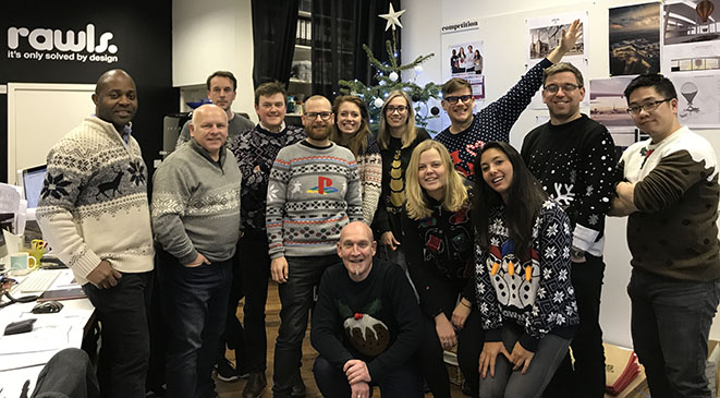 3.Christmas Jumpers 2017